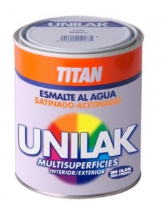 Esmalte Laca Unilak Amarillo Real 1402