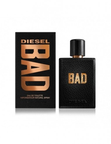 Diesel Bad for men 75ml vaporizador...
