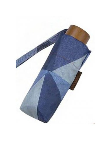 Paraguas señora aluminio de color azul
