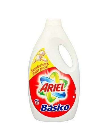 Detergente Ariel Básico 31 dosis
